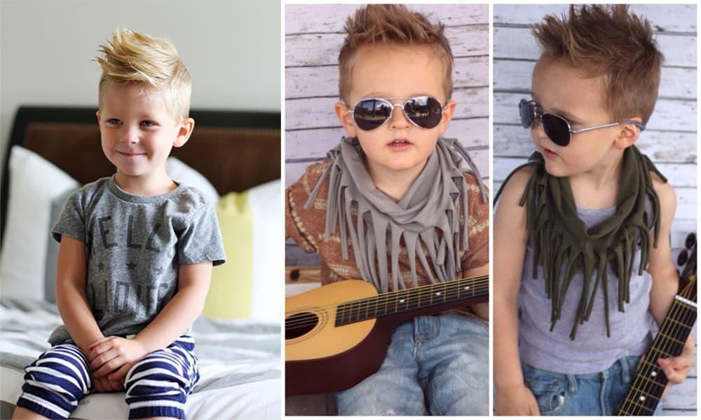Hair trends 2017: Hedgehog haircut – COOL HAIRCUTS