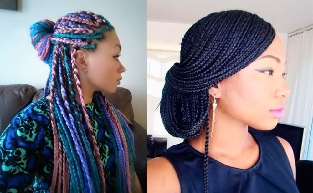 Womens Hairstyles 2017 African Braids Hairstyles Cool