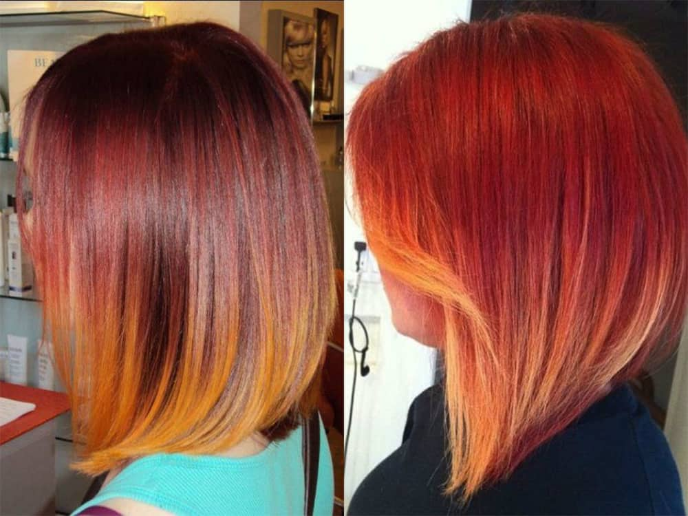 Hair Trends 2017 Red Hair Shades  COOL HAIRCUTS