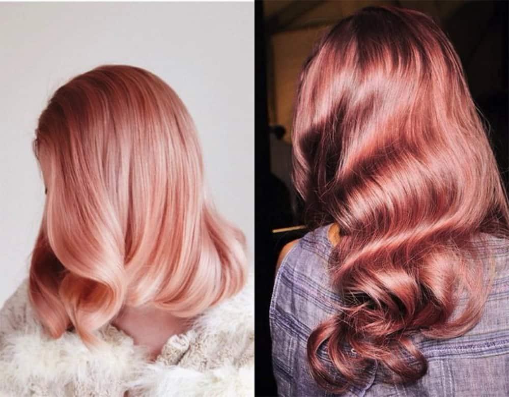Hair Color 2017 Blorange Hair Cool Haircuts