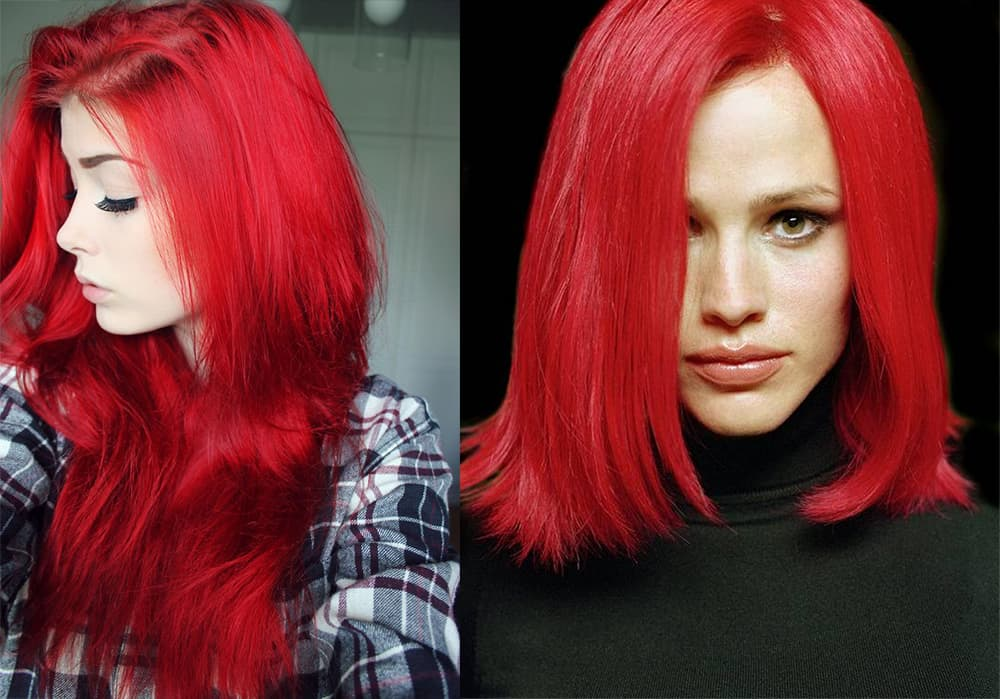 Hair trends 2017: Red hair shades – COOL HAIRCUTS