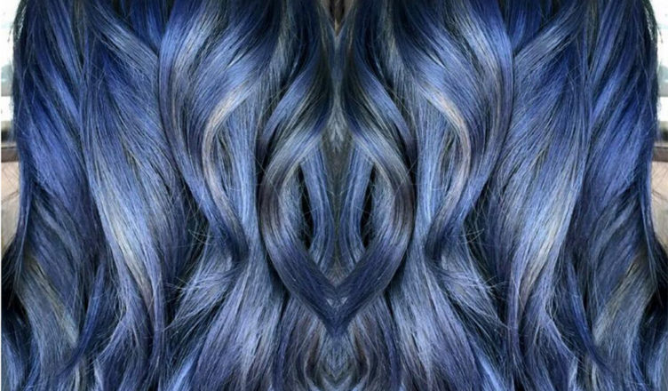 Denim Hair Fantasy Hair Color 2017 Cool Haircuts