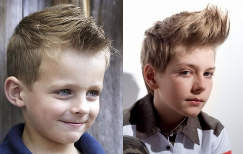 Hedgehog Haircut Kids Haircuts Boys 2017