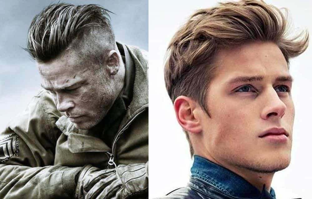 Mens Undercut Hair Trends 2017