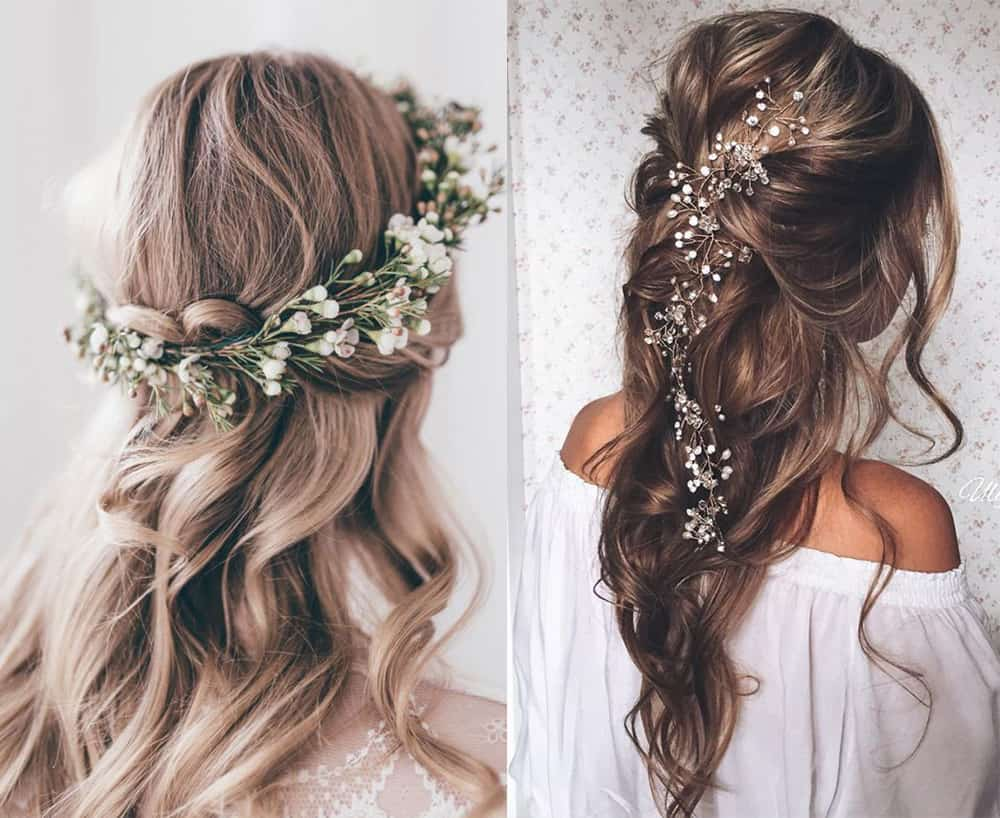Rustic-wedding-wedding-hairstyles-2017-hair-trends-hair-color-2017-2017 hair trends