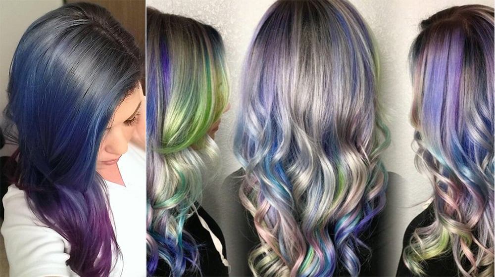 Hair Color Trends 2017 Granny Hair