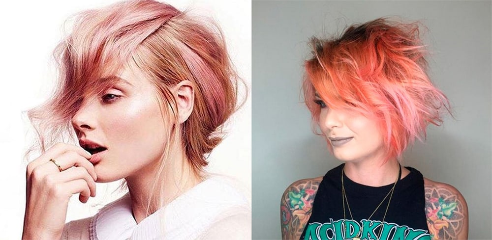 Hair Color 2017 Blorange Hair