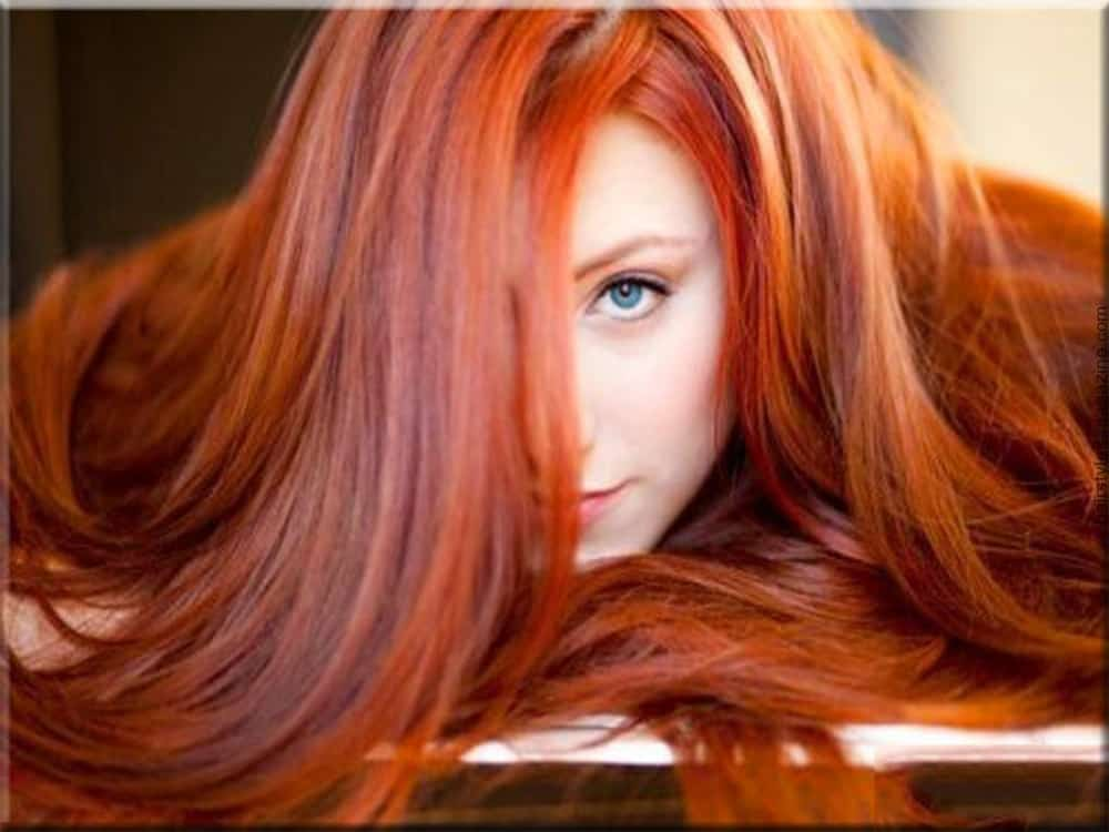 Hair Trends 2017 Red Hair Shades