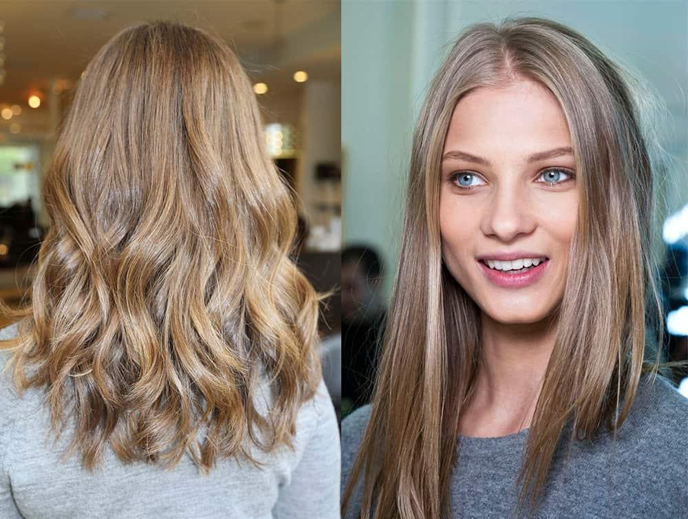 Blonde Hair Color Styles: Hair Trends 2017: Dark Blonde