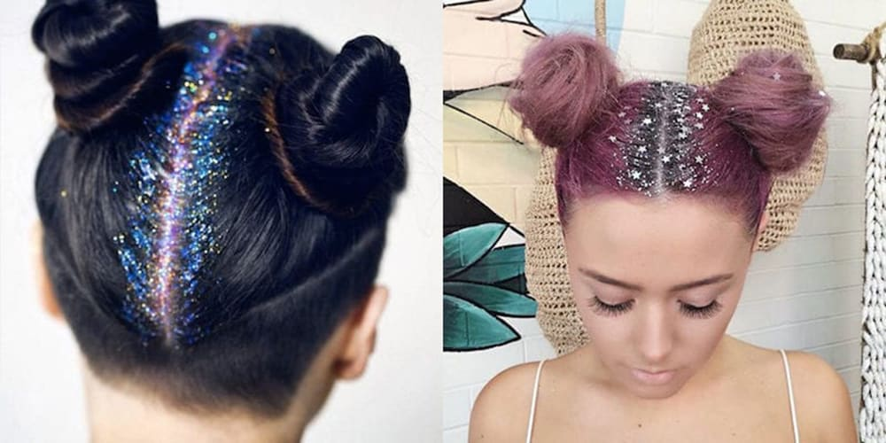 Glitter-roots-womens-hairstyles-2017-hair-trends-2017-latest-hairstyles