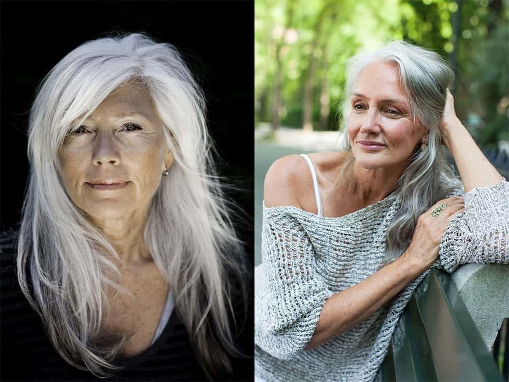Cover-grey-hair-women-hairstyles-2017-hair-color-2017-hair-trends-2017-Cover grey hair