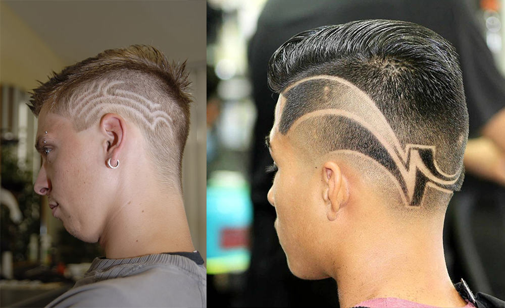 Hair-tattoo-mens-haircuts-2017-hair-trends-2017-haircuts-2017-Mens haircuts 2017