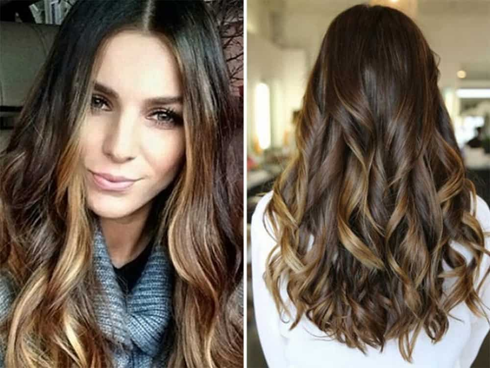 Hair Color Trends 2017 Shatush Hair