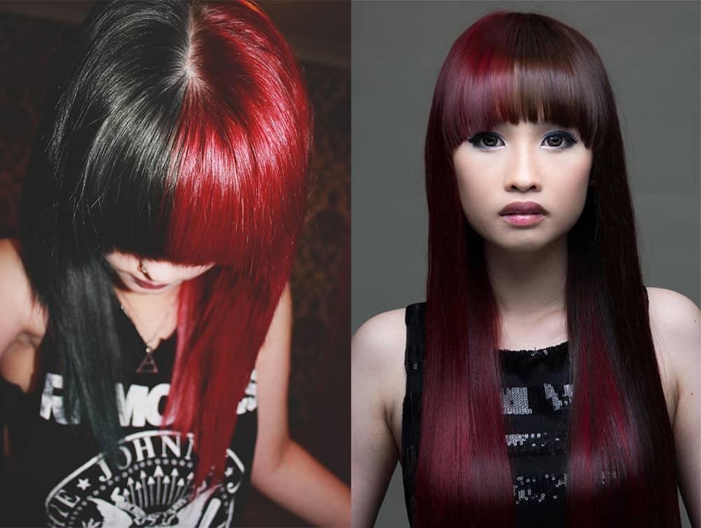 Split-hair-color-2017-hair-trends-hair-color-2017-hair-color-ideas
