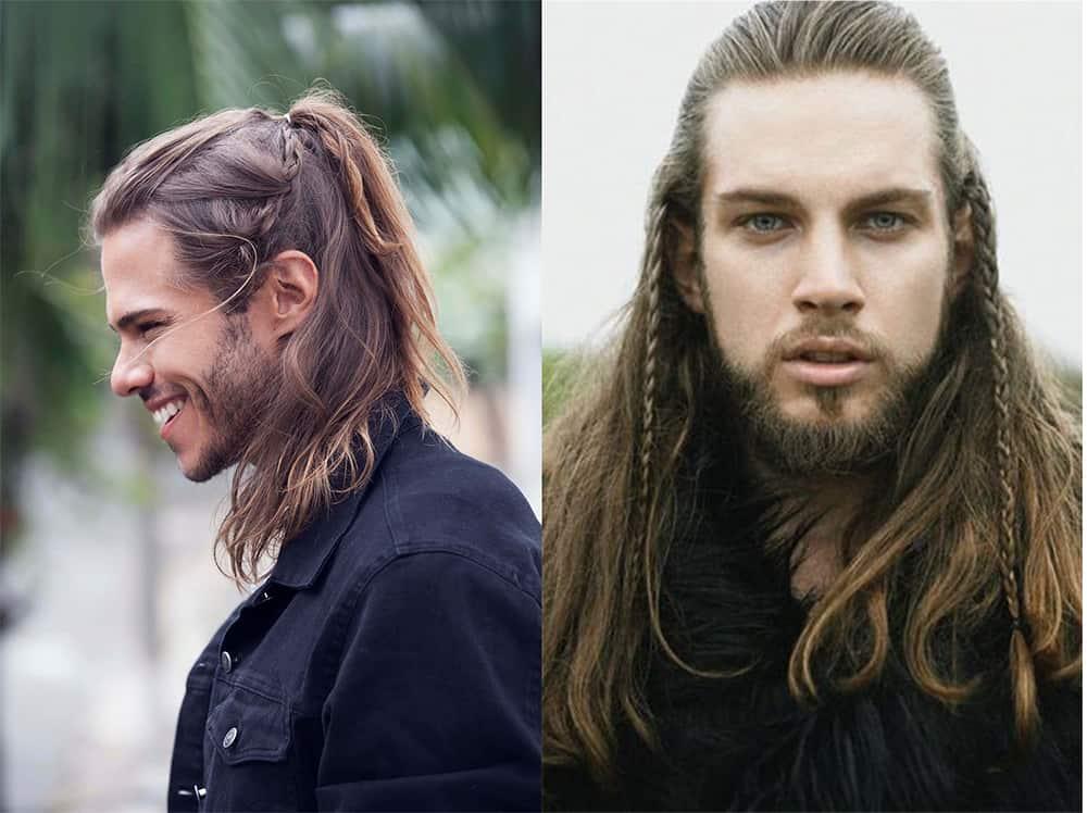 Mens hairstyles 2017: Mens braided hairstyles