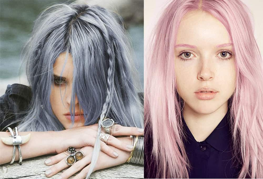 Pastel-hair-hair-color-2017-womens-hairstyles-2017-hair-trends-2017-Pastel hair