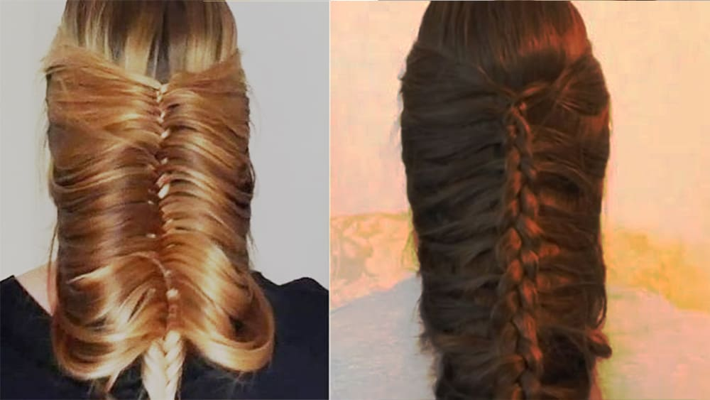 Cool-long-hairstyles-long-hair-ideas-barrette-Cool long hairstyles-Braided hair updos