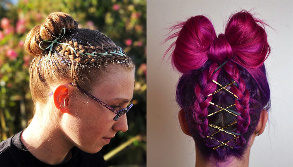 Corset Braids: Stylish Ways For Cool Hair Ideas