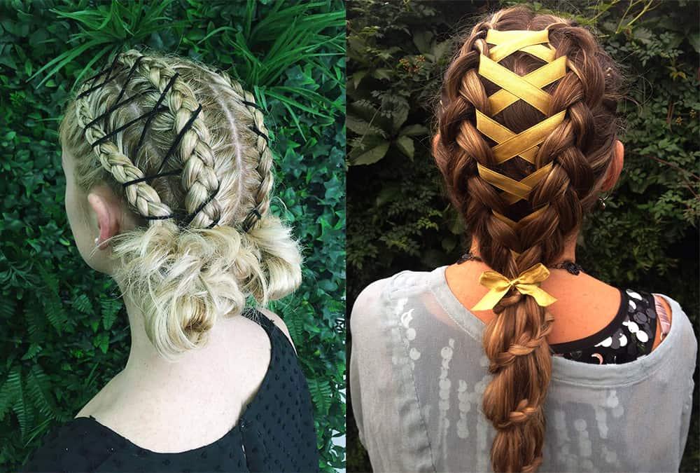 Corset-braids-womens-hairstyles-2018-cool-hair-ideas