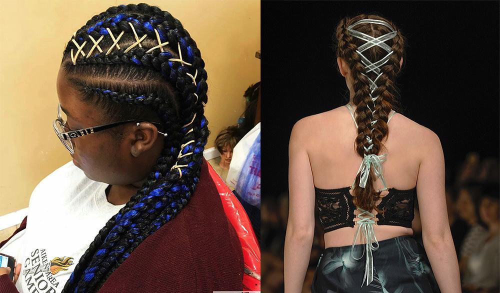 Corset-braids-womens-hairstyles-2018-Corset braids