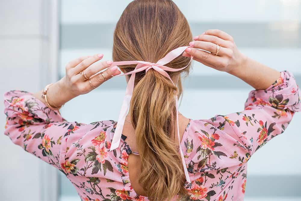 Womens hairstyles 2017-Hair-ribbon-hair-trends-2017-hairstyles-2017-womens-hairstyles-2017