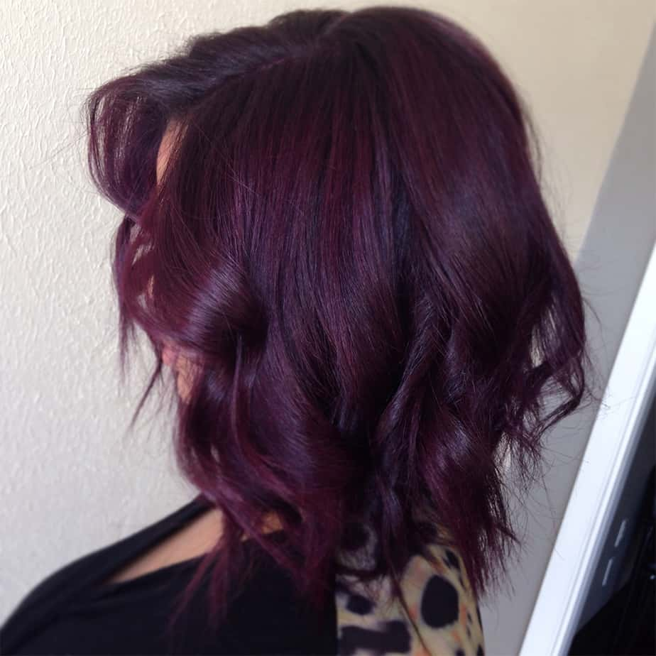 7 Incredible Maroon Hair Color Ideas