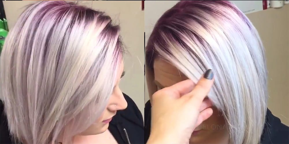 Maroon-roots-hair-coloring-ideas