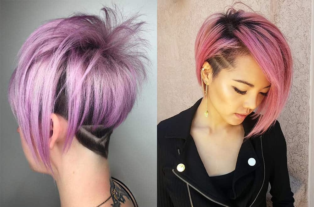 Hair Color Ideas For Short Hair 2017: Short Hairstyles 2017: Short Hair Updos