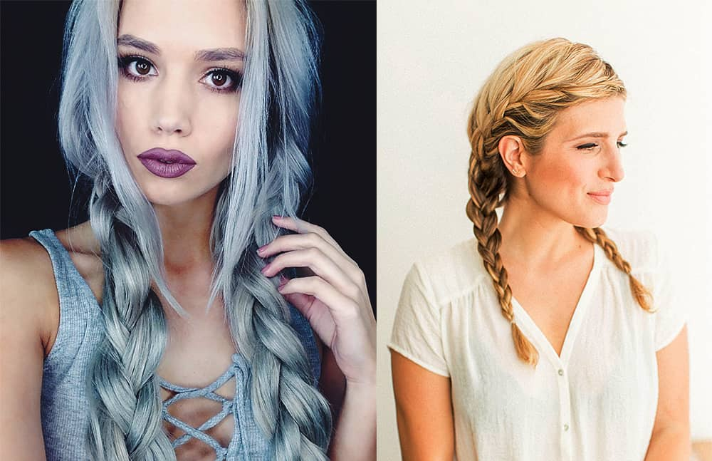 Braided-pigtails-height-women's-long-hairstyles-cool-hair-ideas-Braided pigtails-cool hair ideas