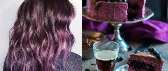Chocolate-mauve-hair-hair-coloring-ideas-fantasy-hair-color