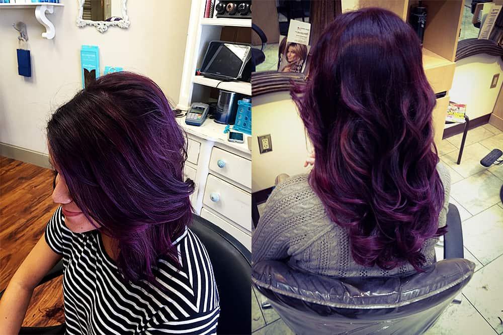 Dark-purple-hair-fantasy-hair-color-fantasy hair color-dark purple hair
