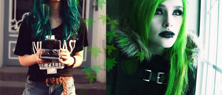 Green-hair-color-fantasy-hair-color-colorful-hair-ideas