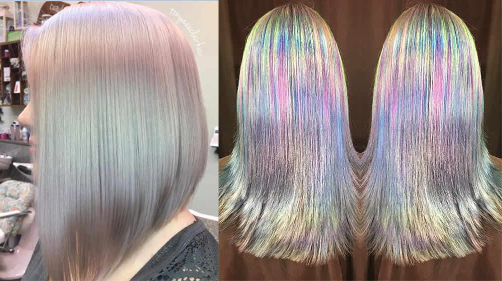 Holographic-hair-Light-hair-colors-trending-hair-colors-hair-coloring-ideas