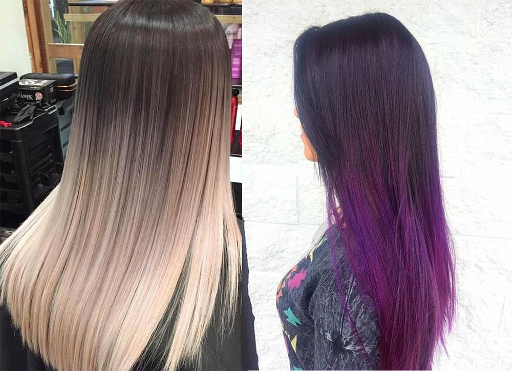 Trending hair colors hottest shades ombre trending hair colors new hair color trends solutioingenieria