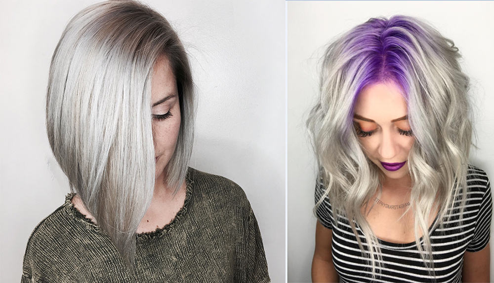 Shadow-roots-Trending-hair-colors- new-hair-color-trends-hair-dye-tips-Hair dye tips