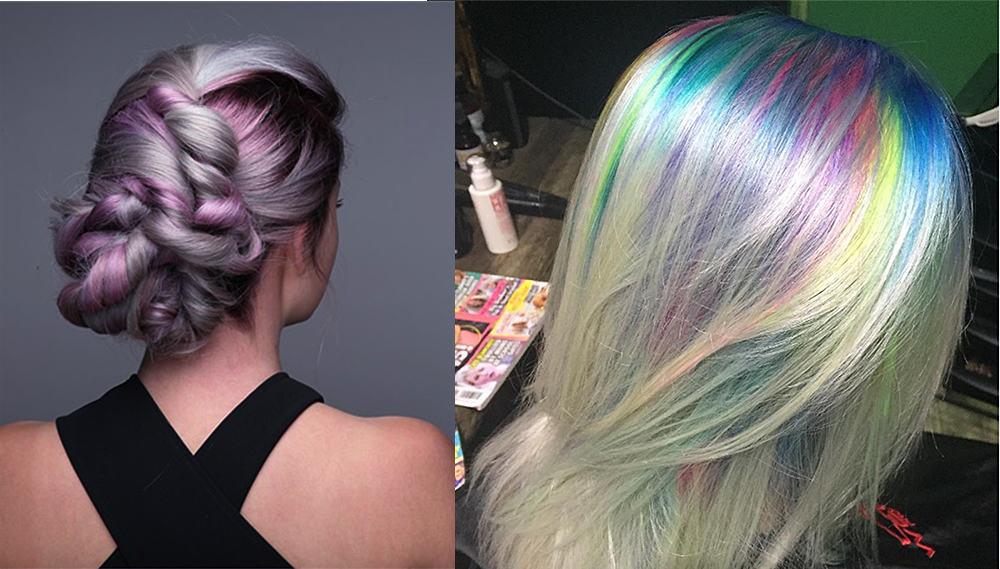 Shadow-roots-hair-fantasy-hair-color-hair-coloring-ideas- Fantasy hair color-Shadow roots hair