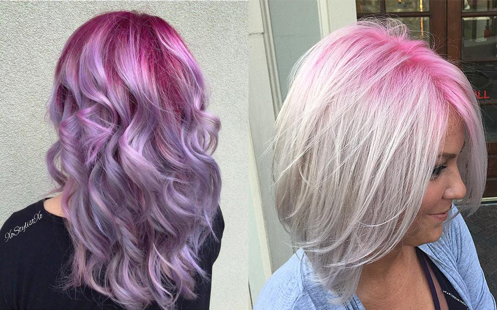 Shadow-roots-hair-fantasy-hair-color-hair coloring ideas