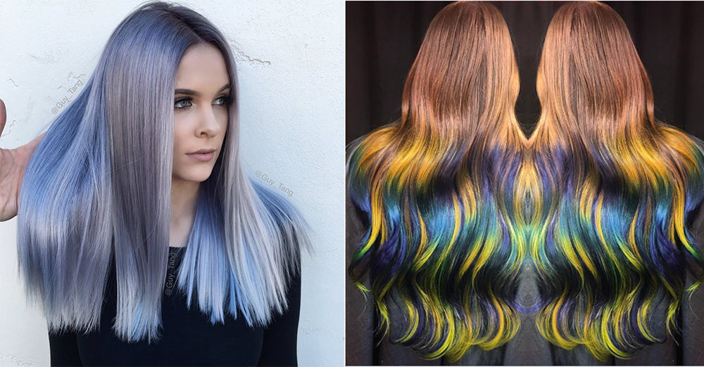 Trending-hair-colors- new-hair-color-trends-hair-dye-tips-Trending hair colors