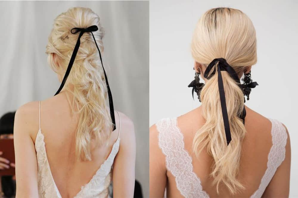 18 Creative And Unique Wedding Hairstyles For Long Hair: Wedding Hairstyles 2018: Best Photos And Tips From Catwalk