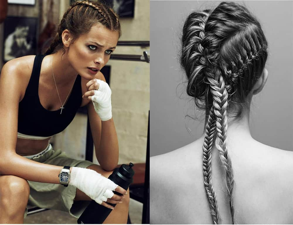 Hairstyles 2018: New Hair Trends And Tendencies For