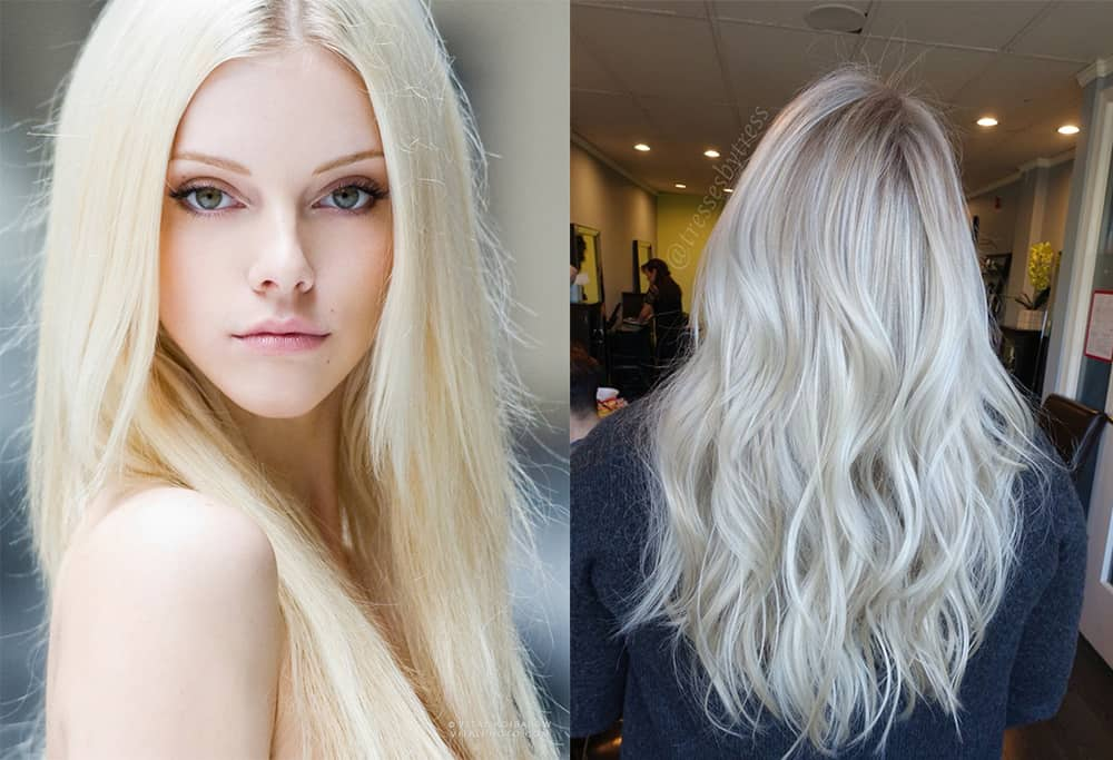 Platinum-blonde-Hair-color- 2018-hair-color-ideas-2018-hair-dye-tips-hair color 2018
