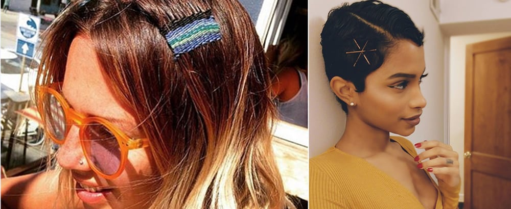 Bobby pins trendy hacks hairstyles for teenage girls