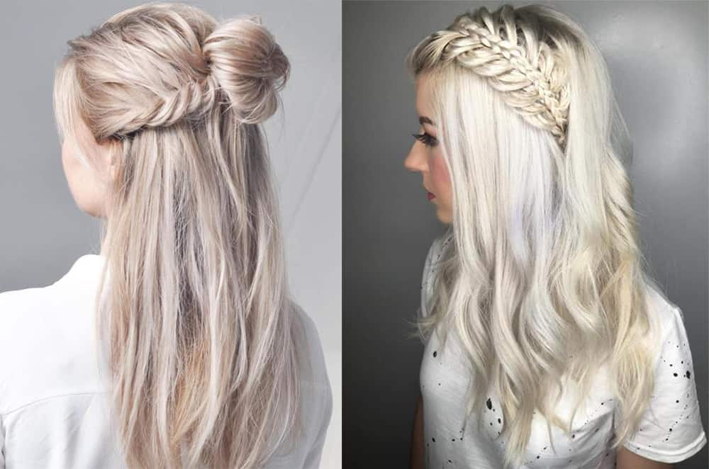 Coolest Braid Hairstyles 2018
