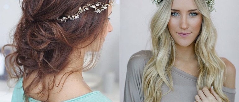 Best Bridesmaid hairstyles 2018