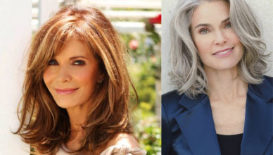 Trendiest Hairstyles for women over 50