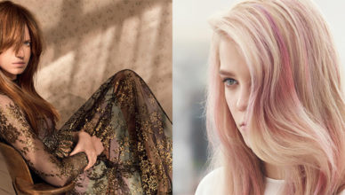 Trendiest Long hair 2018