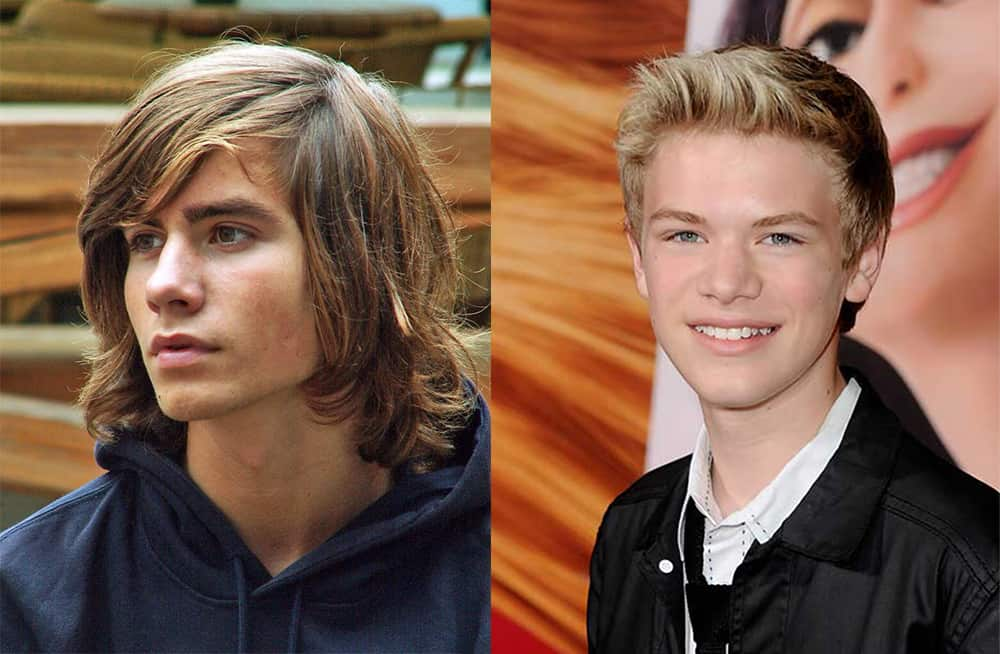 Teen boy haircuts 2018: Hottest tendencies, photos and tips