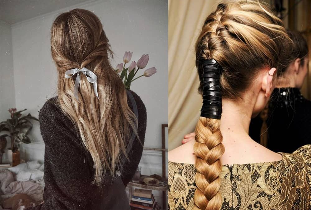 Trendy and fashionable Teenage girls hairstyles 2018