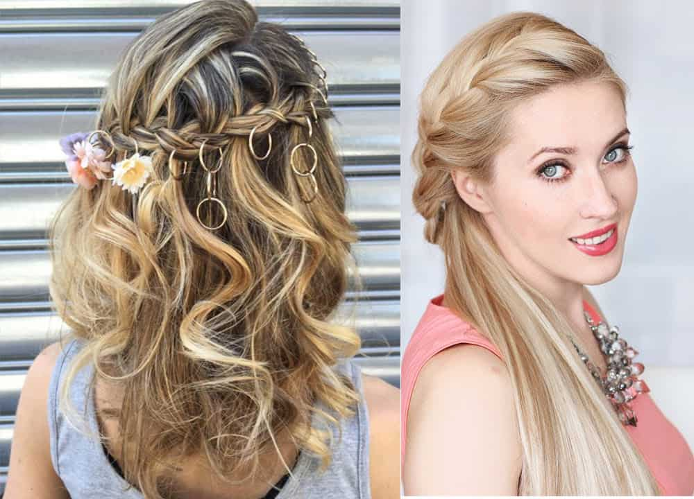 Great Valentine's Day hairstyles