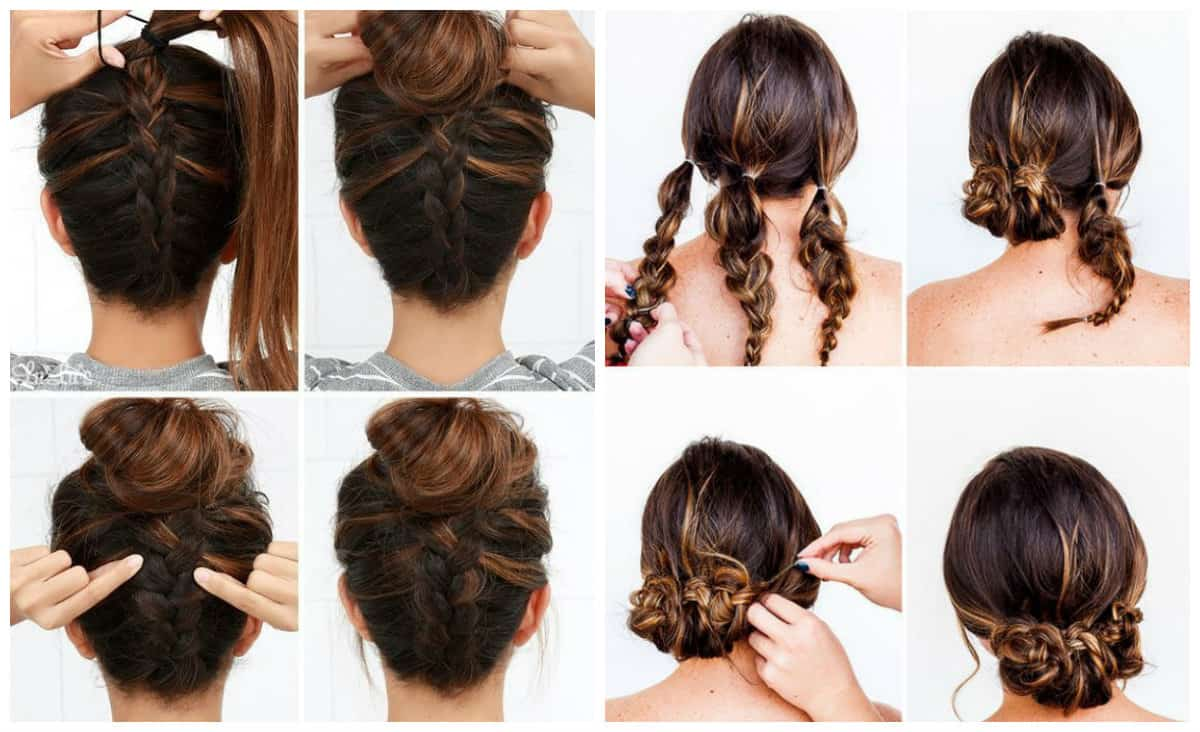 Easy Hairdos For Long Hair Top Trends And Ideas For Long